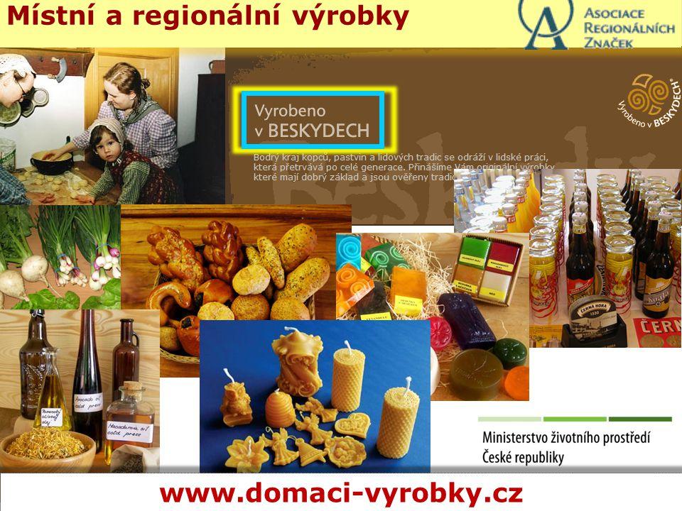 21 Místní a regionální výrobky www.domaci-vyrobky.cz