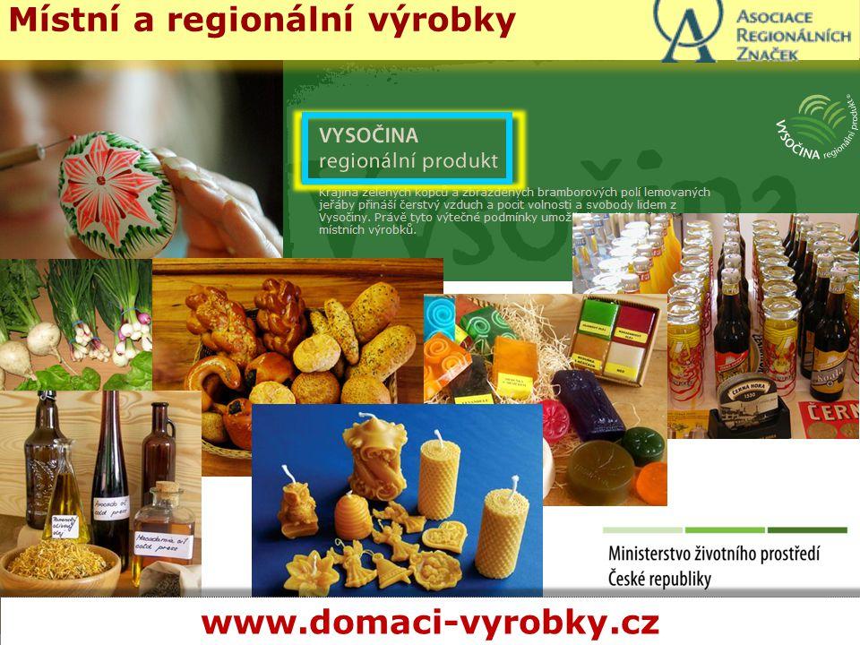 24 Místní a regionální výrobky www.domaci-vyrobky.cz