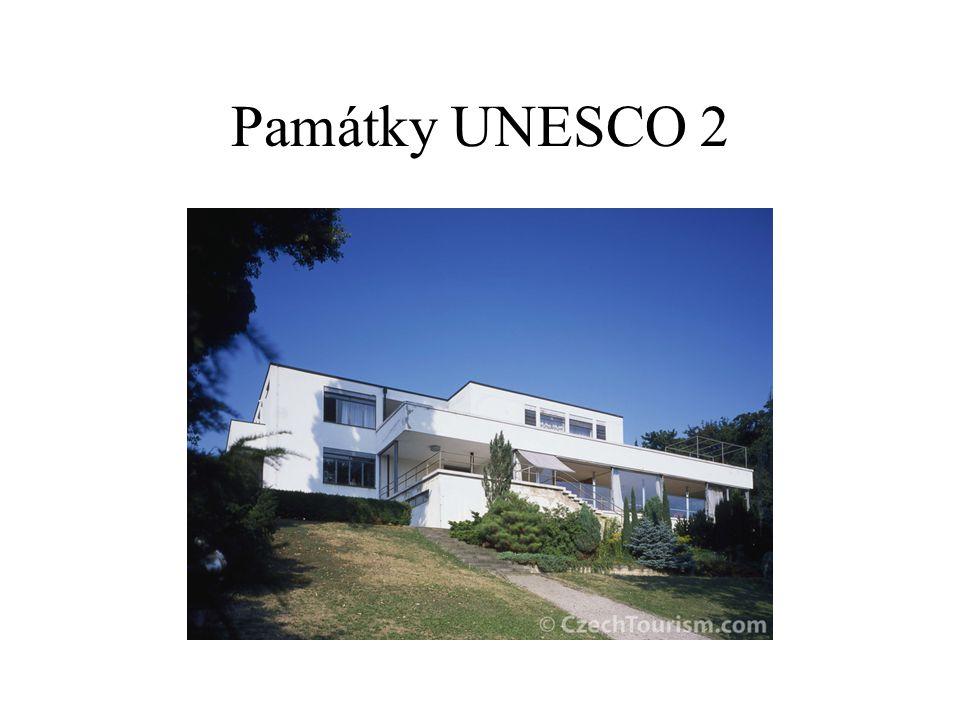 Památky UNESCO 2