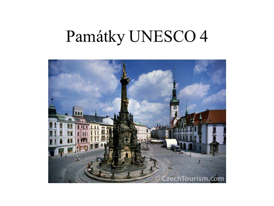 Památky UNESCO 4