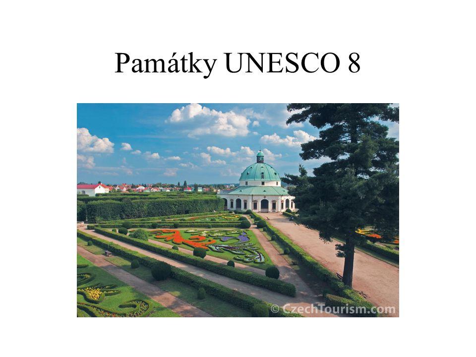 Památky UNESCO 8