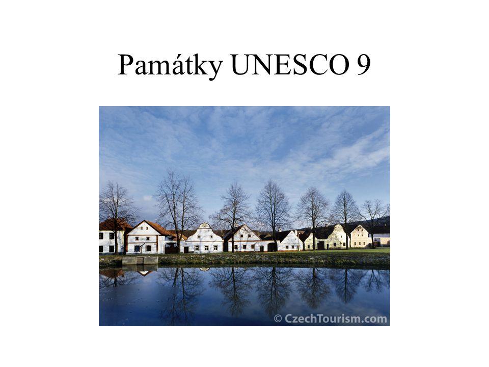 Památky UNESCO 9