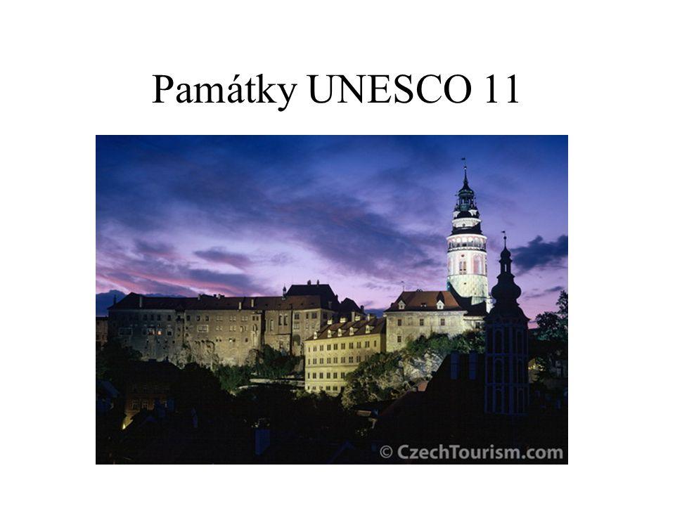 Památky UNESCO 11