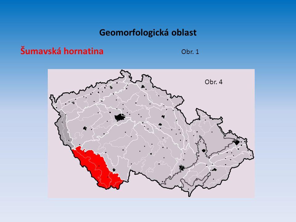 provincie subprovincie oblast celek Rychlebské hory Jesenická oblast Krkonošsko – jesenická provincie Česká vysočina