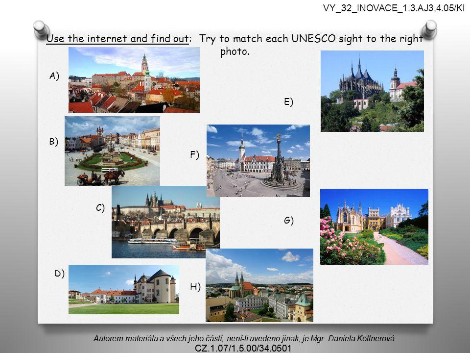 A) E) B) F) C) G) D) H) Autorem materiálu a všech jeho částí, není-li uvedeno jinak, je Mgr.