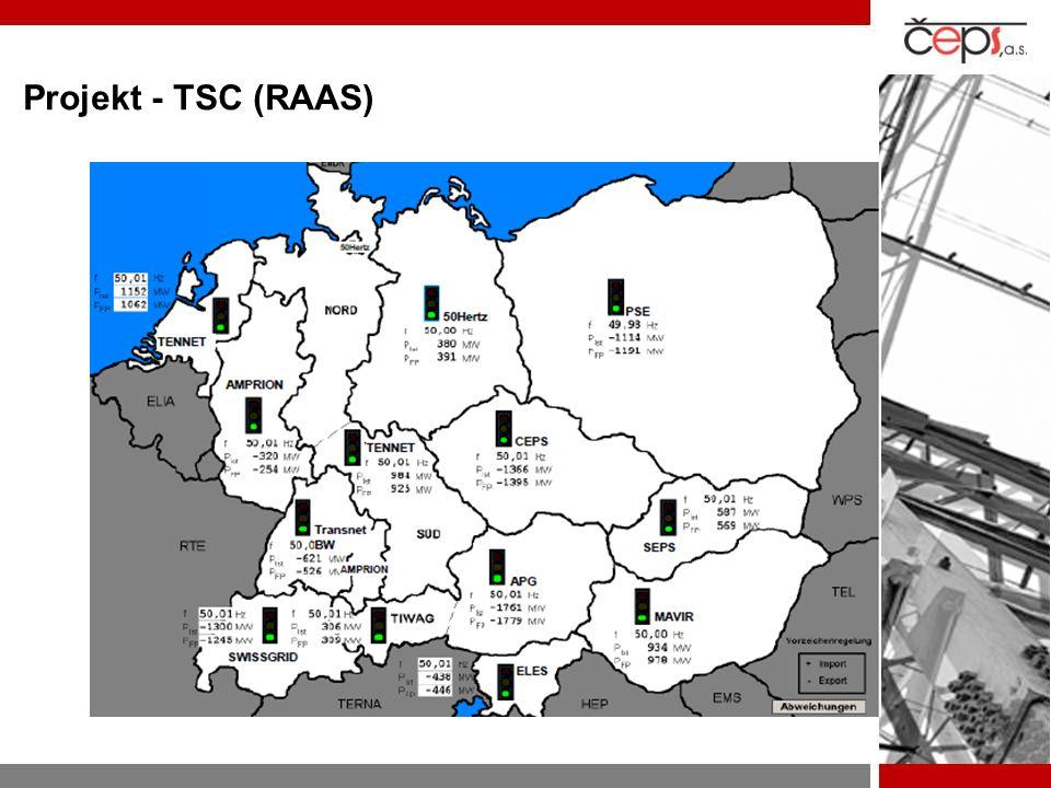 Projekt - TSC (RAAS)