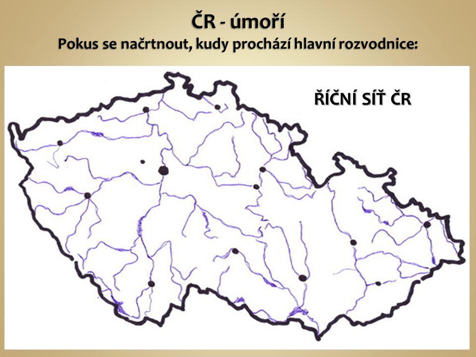ŘÍČNÍ SÍŤ ČR