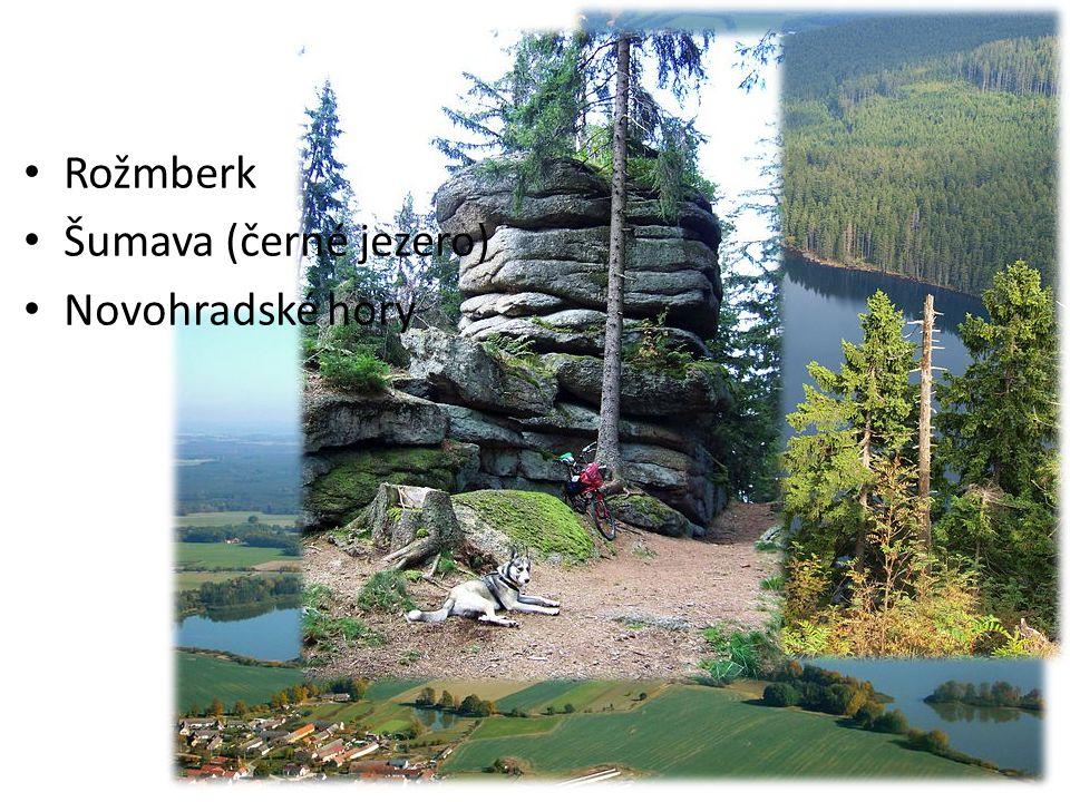 Pohoří - Poznávačka 1-,2-,3-,4-,5-