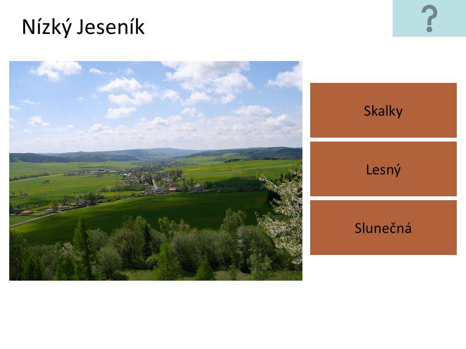 Moravskoslezské Beskydy Milešovka Hradiště Lysá hora