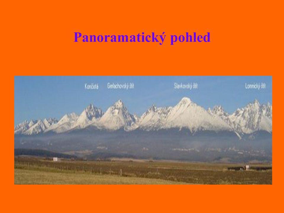 Panoramatický pohled