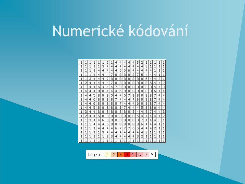 Numerické kódování