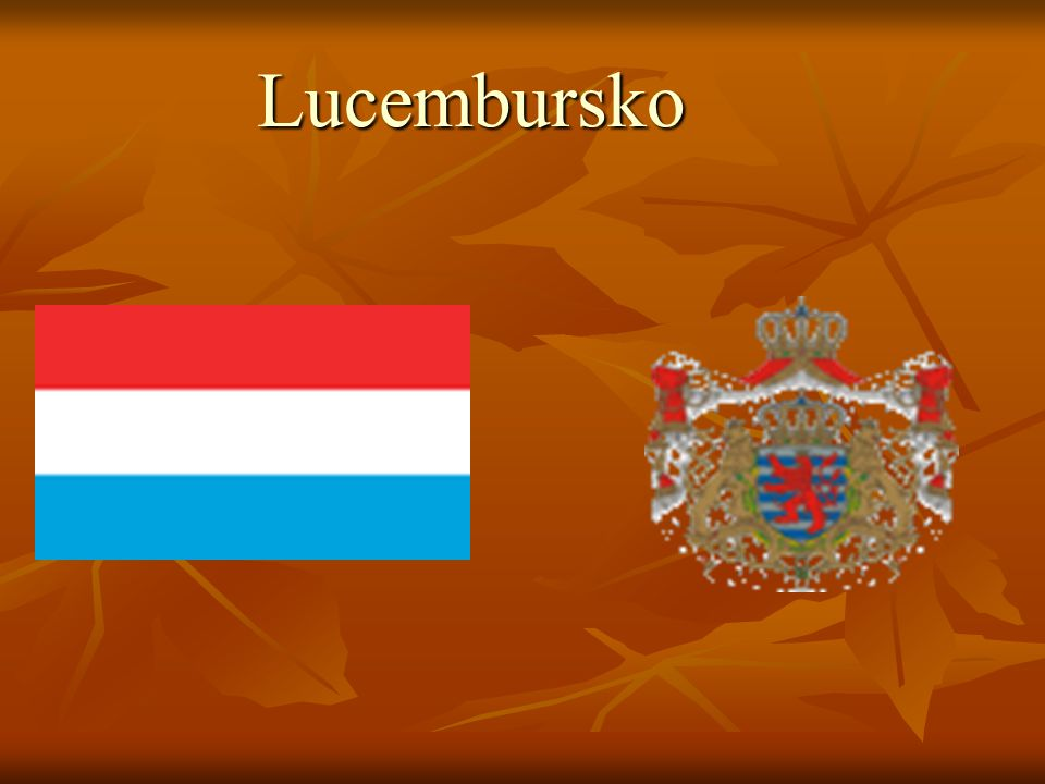 BENELUX LUCEMBURSKO