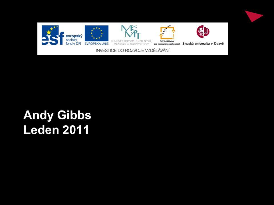 Andy Gibbs Leden 2011