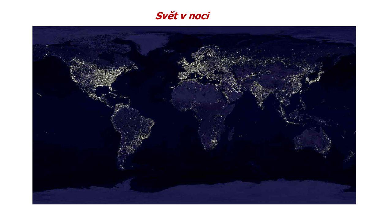 Svět v noci