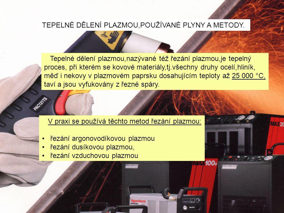 Nebezpečí úrazu elektrickým proudem Při řezání plazmou v malých a uzavřených prostorech musí svářeč používat dielektrické rukavice a používat izolační podložku.