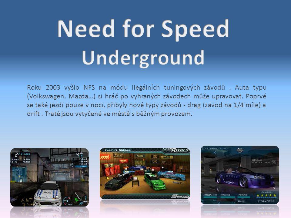 Princip hry se od prvního dílu nezměnil, šlo pouze o vylepšení grafiky, rozšíření počtu vozů a tuningových doplňků a byl umožněn volný pohyb po městě, kde hráč vyhledával závody.