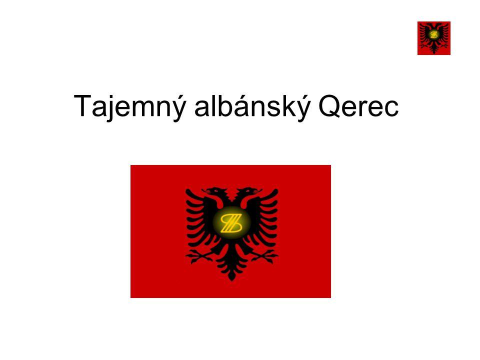 Tajemný albánský Qerec