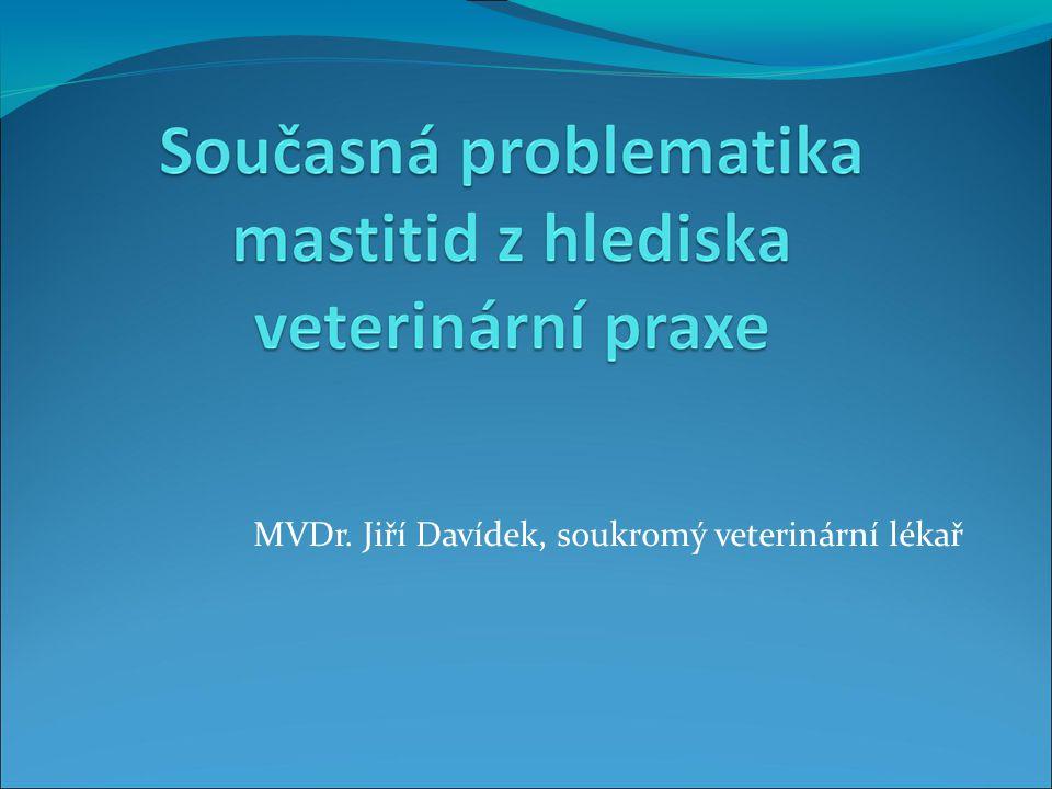 MVDr. Jiří Davídek, soukromý veterinární lékař