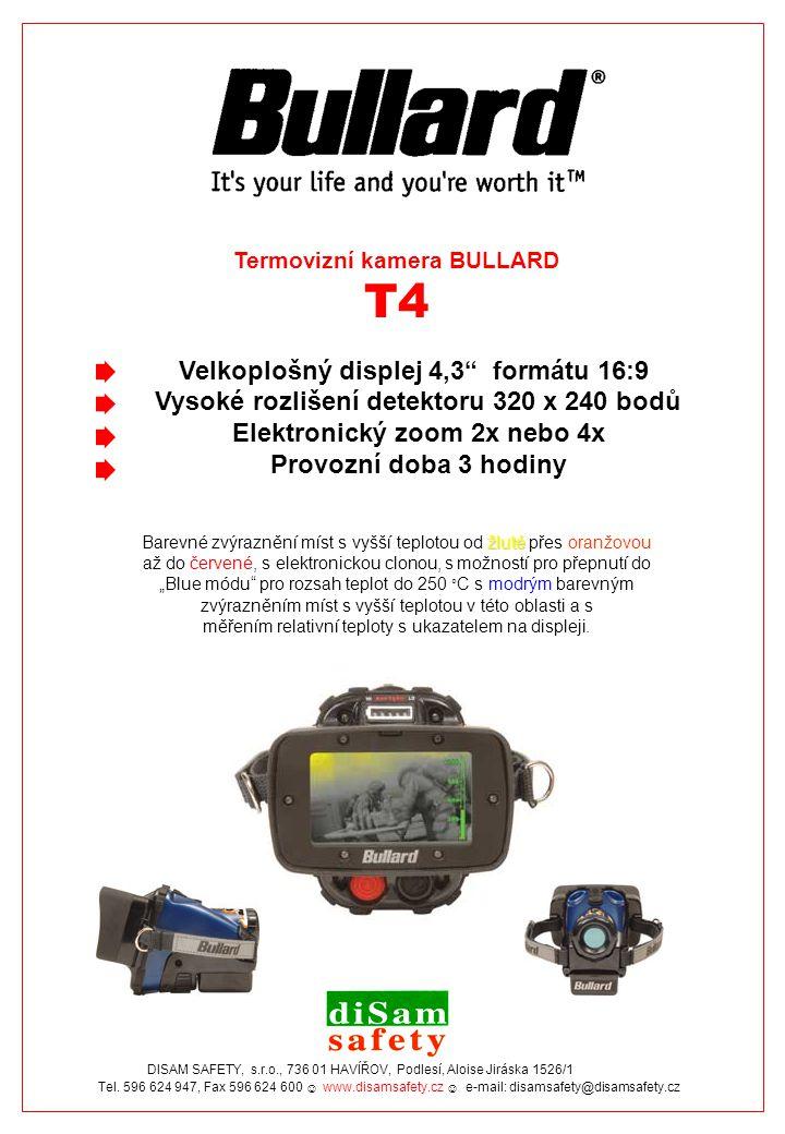 HLAVNÍ CHARAKTERISTICKÉ ZNAKY Největší displej v kategorii maloformátových kamer = 4,3 .