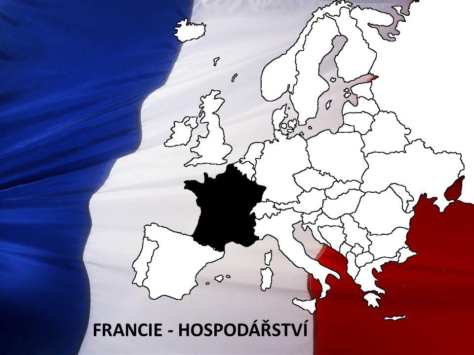 Zemědělství Francie je největším evropským producentem a vývozcem zemědělských výrobků.