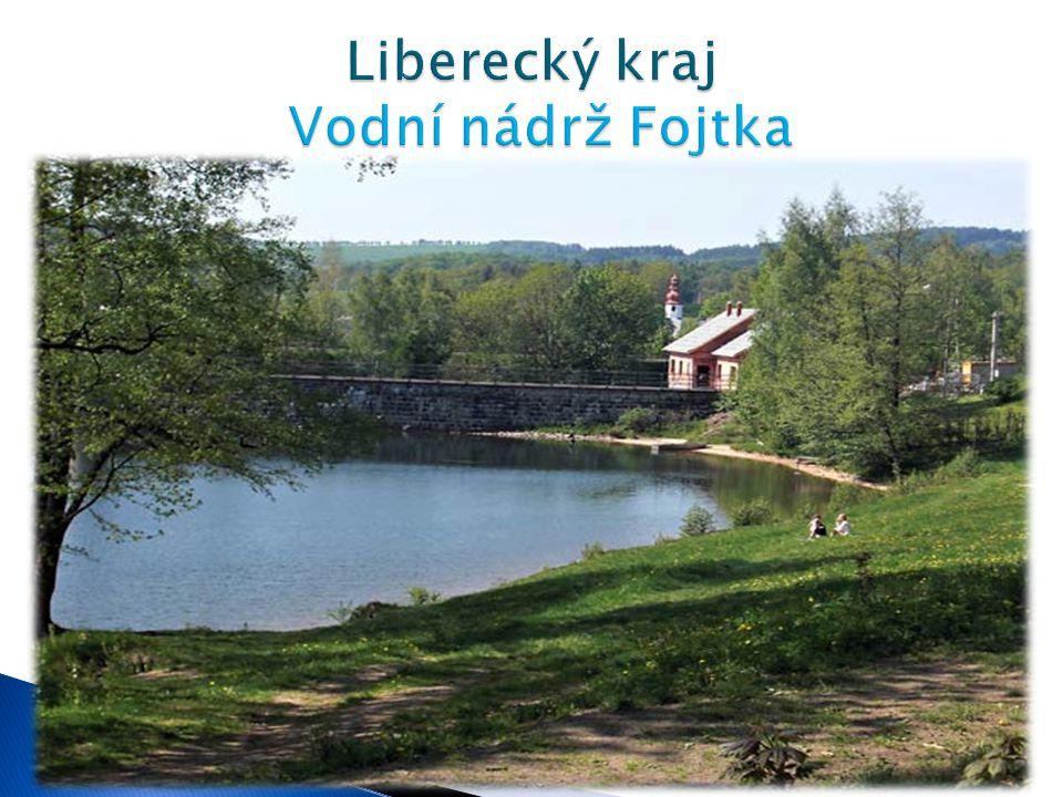 Rozloha - 7 ha Prům. hloubka - 10 m  Vodní nádrž Fojtka (někdy nazývána Fojtecká přehrada nebo Mníšecká přehrada) je přehradní nádrž na potoce Fojtka