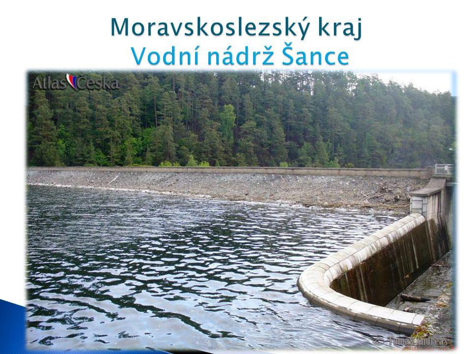 Rozloha - 335-337 ha Délka - 7,6 km Objem - 61,8 milionu m³ Povodí - 146,4 km²  Vodní nádrž Šance je údolní přehradní nádrž na horním toku řeky Ostra