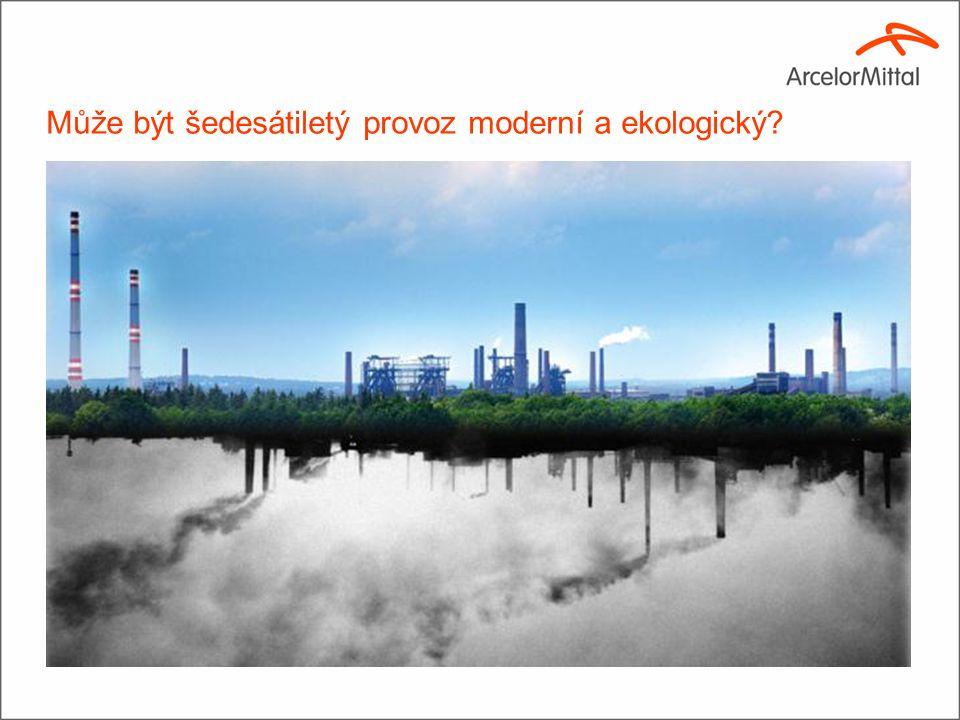 Může být šedesátiletý provoz moderní a ekologický?
