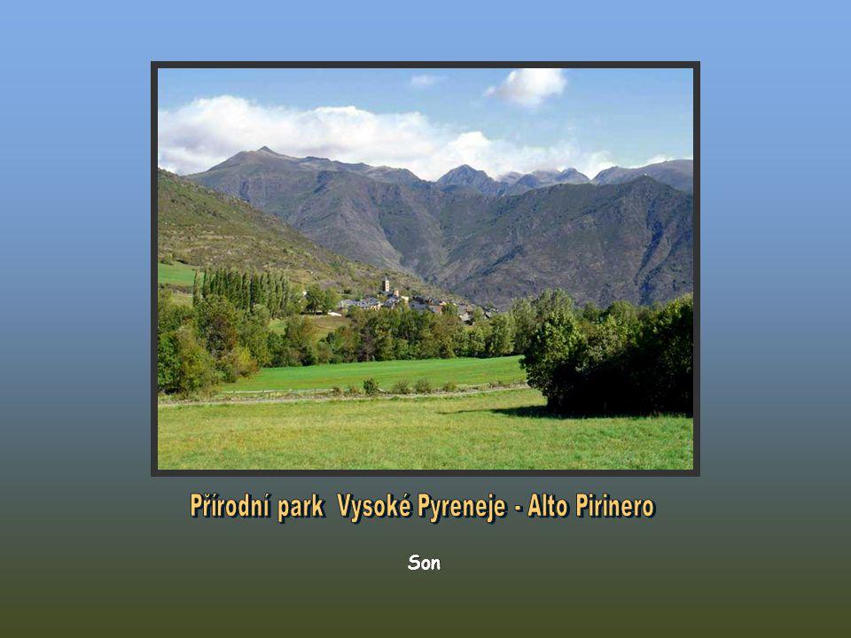 Francie z Pic de Verdaguer (3.131 m.)