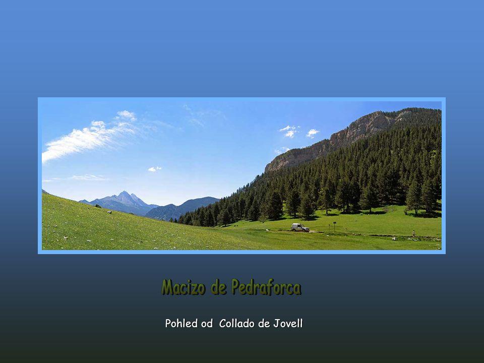 Pollegó Superior (2.497 m) v přírodním parku Cadí-Moixeró