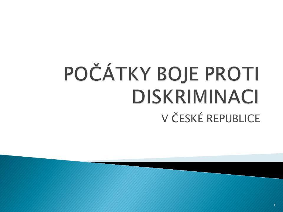 V ČESKÉ REPUBLICE 1