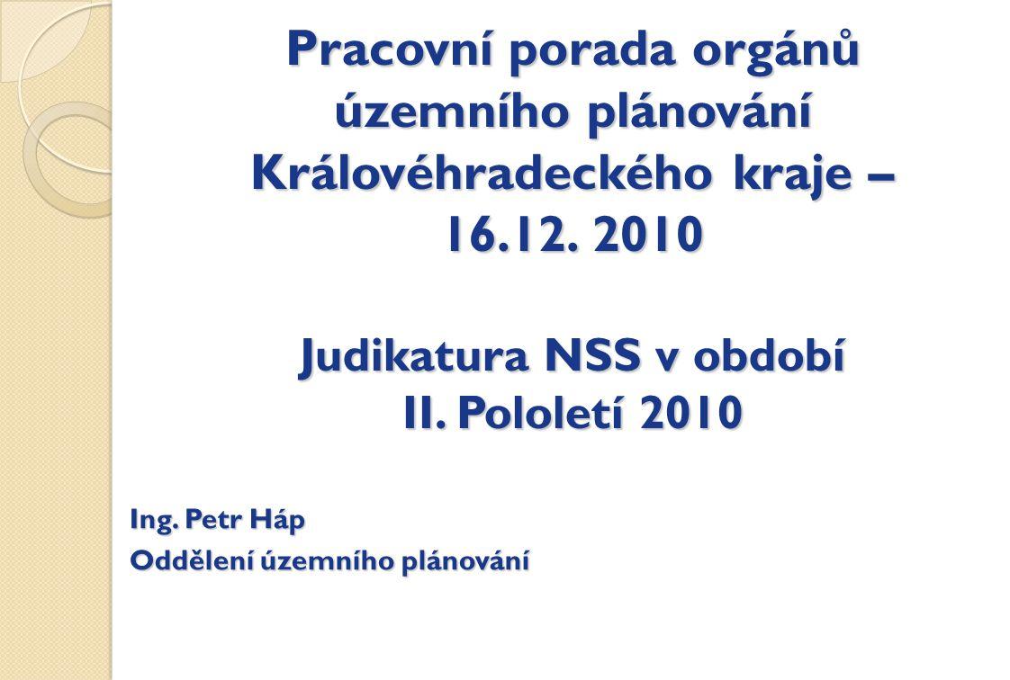 1 Ao 5/2010 – 169 ze dne 24.listopadu 2010 změna č.