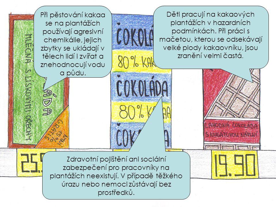 Jak Fair Trade výrobky poznáte.Fair Trade výrobky jsou označeny tímto symbolem.