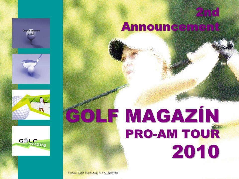 Milujete golf a také se již nemůžete dočkat příchodu jara .