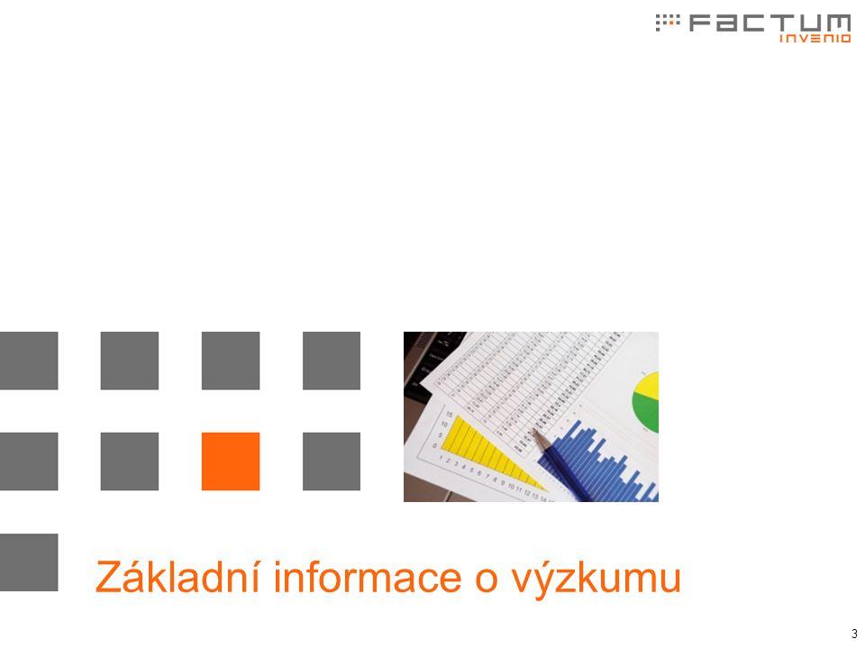 3 Základní informace o výzkumu
