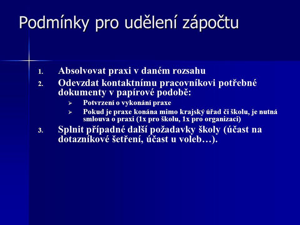 vyplňte při prvním přihlášení následující dotazník (jeho nevyplnění nemá vliv na funkčnost vašeho přístupu) j) přihlášení do systému