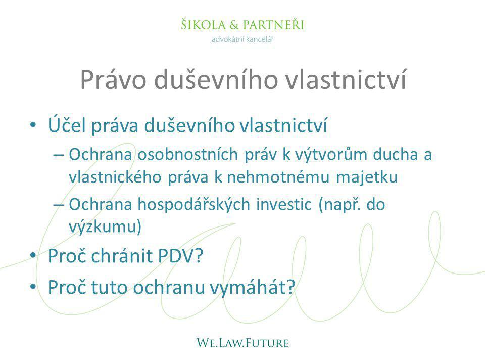 Ochrana spotřebitele – ingerence České obchodní inspekce – držitel PDV může podat podnět k ČOI, nutnost složit jistotu (kauci) na úhradu kontrolních nákladů pro případ neoprávněnosti podnětu – v případě porušení PDV se jedná o správní delikt a ČOI může uložit pokutu do výše 5.000.000,- Kč – nejčastěji ČOI rozhoduje o případech zneužití ochranných známek (typicky textil)