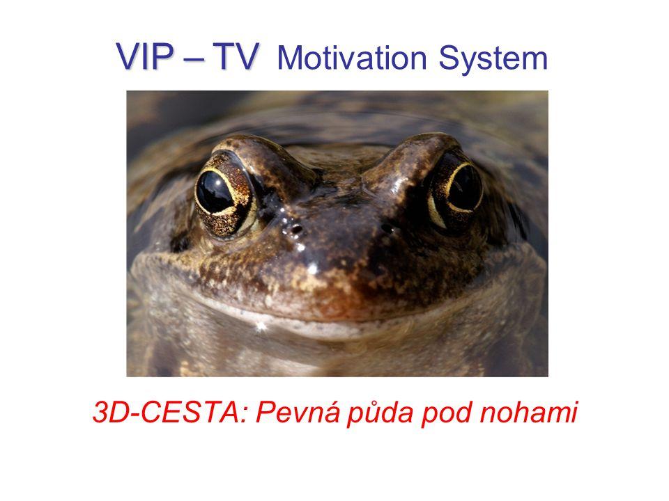 3D-CESTA: Pevná půda pod nohami VIP – TV VIP – TV Motivation System