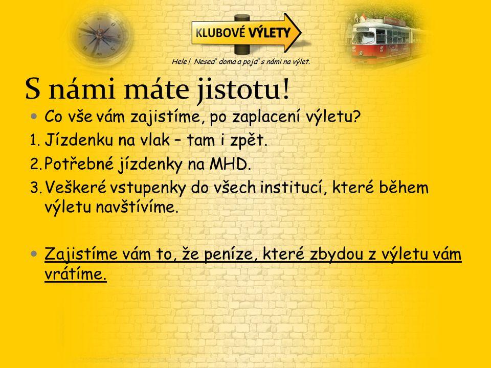 Jak se mám správně registrovat.Napíšu e-mail na: klubove-vylety@email.cz, kde uvedu: 1.