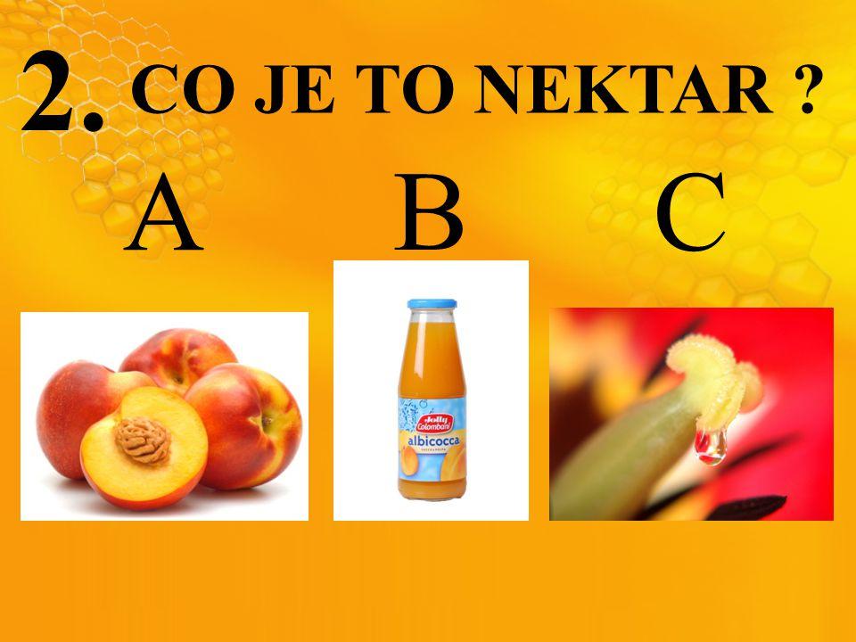 2. A B C CO JE TO NEKTAR