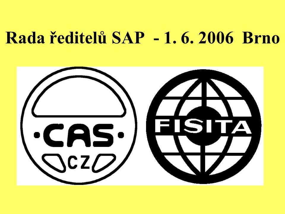 FISITA Council Meeting 2007, Prague 13 – 15.09.