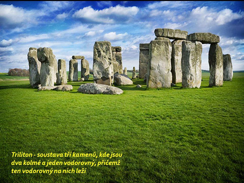 liton - soustava tří kamenů, kde jsou dva kolmé a jeden vodorovný, přičemž ten vodorovný na nich leží Triliton - soustava tří kamenů, kde jsou dva kol