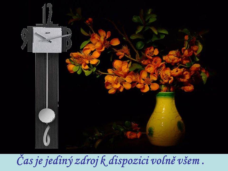 Volný čas je nejdůležitější částí našeho života..