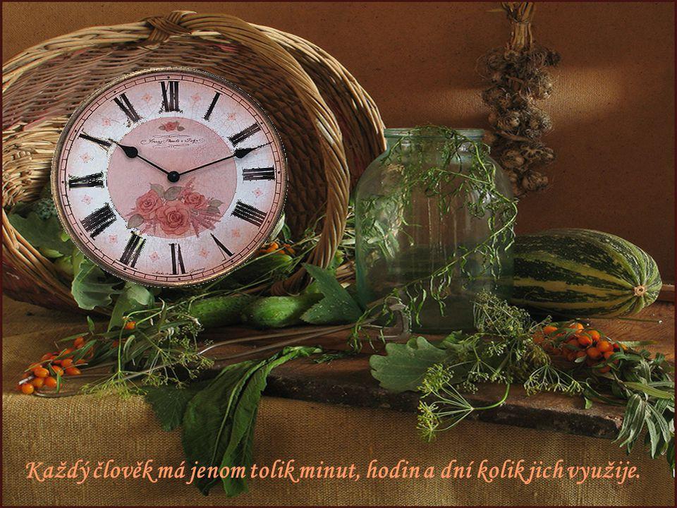 Nedostatek času pro nás důchodce by již neměl existovat. ČAS důchodců