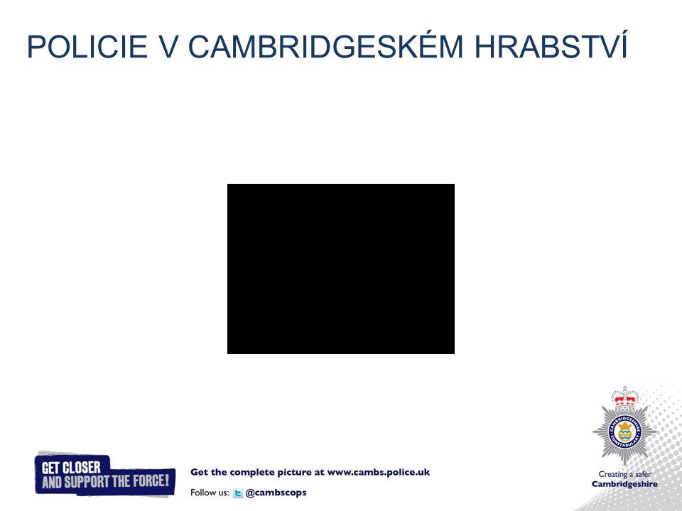 POLICIE V CAMBRIDGESKÉM HRABSTVÍ