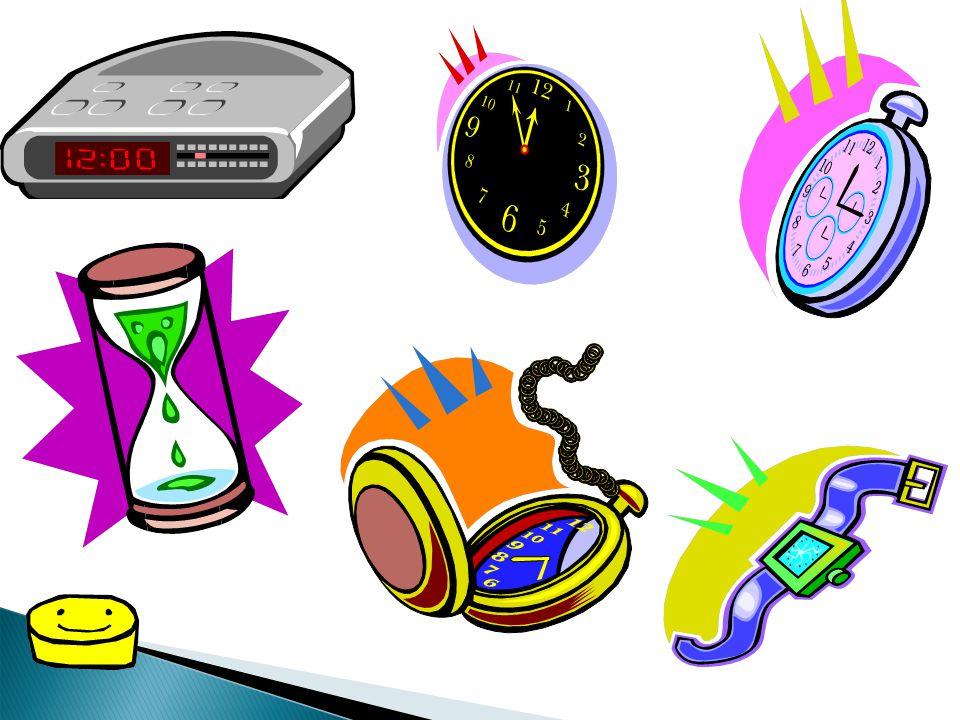 Den má 24 hodin. Chcete-li vědět, kolik je hodin, podíváte se na hodinky. Dříve lidé měřili čas různými způsoby. Jaké druhy hodin jsou, můžete vidět n