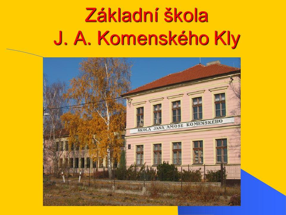 Základní škola J. A. Komenského Kly