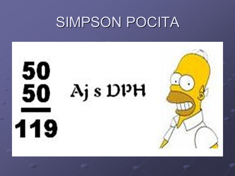 SIMPSON POCITA