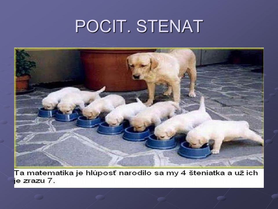 POCIT. STENAT