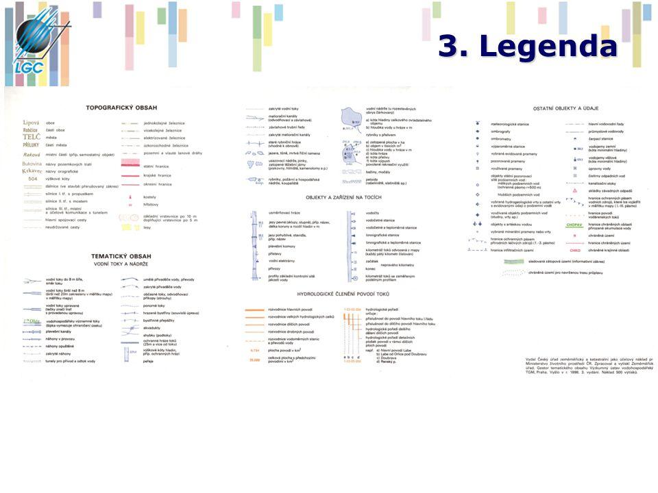 3. Legenda