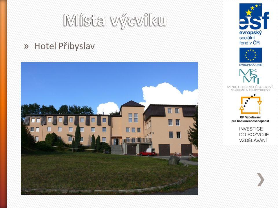 » Hotel Přibyslav